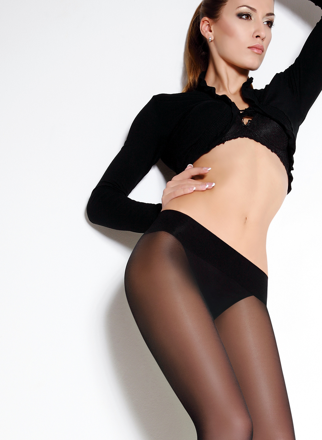 Giulia Sensi 40 low waist tights